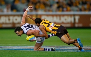 AFL 2014 Rd 03 - Best of Round