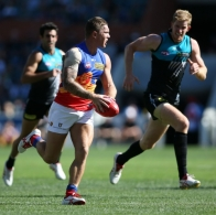 AFL 2014 Rd 04 - Port Adelaide v Brisbane