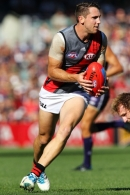 AFL 2014 Rd 04 - Fremantle v Essendon