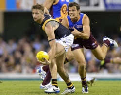 AFL 2014 Rd 05 - Brisbane v Richmond