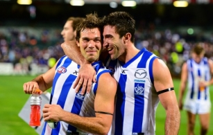 AFL 2014 Rd 06 - Fremantle v North Melbourne