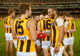 AFL 2014 Rd 06 - Richmond v Hawthorn