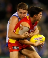 AFL 2014 Rd 07 - North Melbourne v Gold Coast