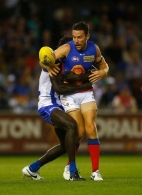 AFL 2014 Rd 09 - North Melbourne v Brisbane