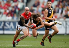 AFL 2014 Rd 09 - Richmond v Melbourne