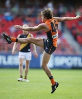 AFL 2014 Rd 10 - GWS Giants v Richmond
