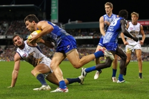 AFL 2014 Rd 11 - West Coast v North Melbourne