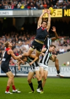 AFL 2014 Rd 12 - Melbourne v Collingwood