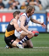 AFL 2014 Rd 13 - Richmond v Fremantle