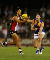 AFL 2014 Rd 14 - St Kilda v West Coast