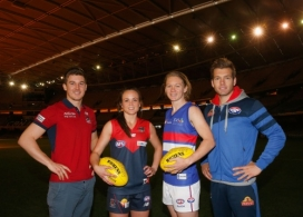 AFL 2014 Media - Womens Match Press Conference