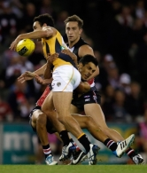 AFL 2014 Rd 15 - St Kilda v Richmond