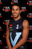 AFL 2014 Media - Vic Metro U18 Headshots
