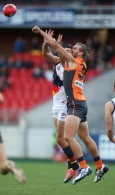 AFL 2014 Rd 16 - GWS Giants v Adelaide