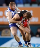 AFL 2014 Rd 17 - North Melbourne v St Kilda