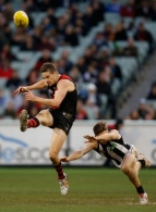 AFL 2014 Rd 17 - Essendon v Collingwood