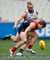 AFL 2014 Rd 21 - Melbourne v GWS Giants