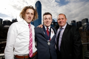 AFL 2014 Media - NAB AFL Rising Star Award
