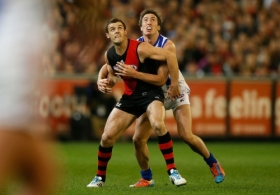 AFL 2014 Second Elimination Final - North Melbourne v Essendon