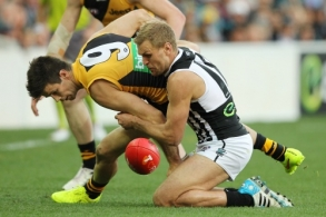 AFL 2014 First Elimination Final - Port Adelaide v Richmond