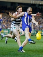 AFL 2014 Second Semi Final - Geelong v North Melbourne