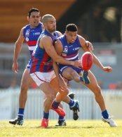 VFL 2014 Preliminary Final - Footscray v Port Melbourne