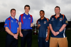 AFL 2014 Media - VFL and TAC Cup Grand Final Press Conference