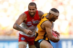 AFL 2014 Toyota Grand Final - Sydney v Hawthorn