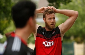 AFL 2014 Media - Essendon Time Trial