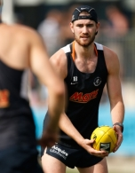 AFL 2014 Training - Carlton 221214