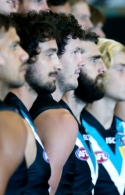 AFL 2015 Media - Port Adelaide Team Photo Day