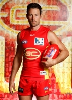 AFL 2015 Portraits - Gold Coast Suns