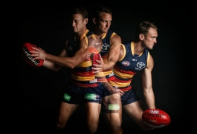 AFL 2015 Portraits - Adelaide Crows