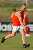 AFL 2015 Training - Essendon 250215