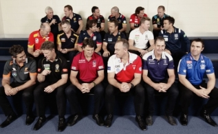 AFL 2015 Portraits - AFL Coaches