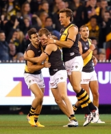 AFL 2015 Rd 01 - Carlton v Richmond