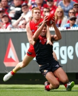 AFL 2015 Rd 01 - Melbourne v Gold Coast
