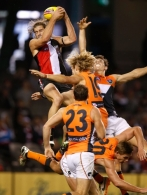 AFL 2015 Rd 01 - St Kilda v GWS Giants
