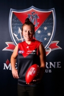 AFL 2015 Media - Womens Draft