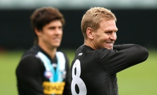 AFL 2015 Training - Port Adelaide 240415