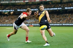AFL 2015 Rd 04 - Richmond v Melbourne
