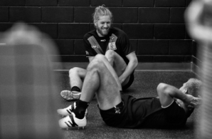 AFL 2015 Media - Port Adelaide Rd 04 Pre-match
