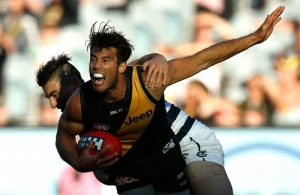 AFL 2015 Rd 05 - Richmond v Geelong