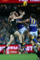 AFL 2015 Rd 06 - Port Adelaide v West Coast