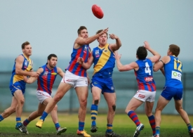 VFL 2015 Rd 4 - Williamstown v Port Melbourne