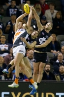 AFL 2015 Rd 07 - Carlton v GWS Giants