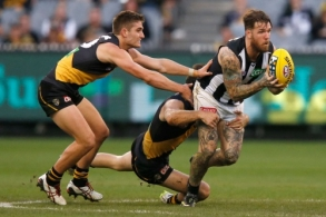 AFL 2015 Rd 07 - Richmond v Collingwood