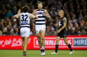 AFL 2015 Rd 08 - Geelong v Carlton