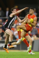AFL 2015 Rd 08 - Gold Coast v Collingwood