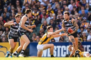 AFL 2015 Rd 09 - West Coast v Geelong